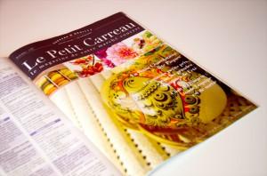 magazine Les Petits Carreaux
