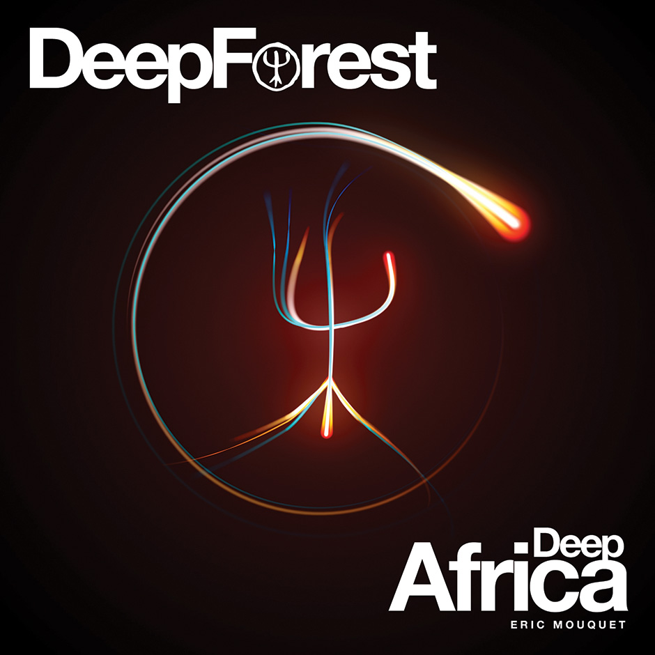POCHETTE ALBUM : Deep Forest