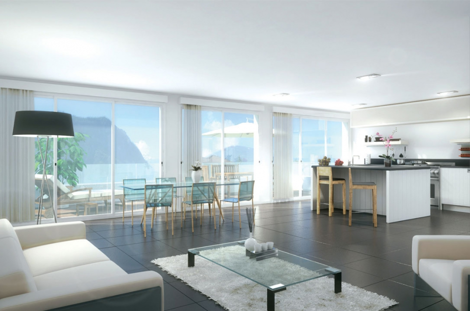 perspective 3d immobilier