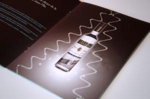 design graphique Top Neg International